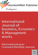 International Journal of Business, Economics and Management Works